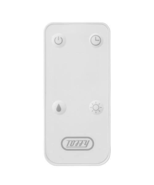[Toffyマルシェ] 【Toffy/トフィー】 抗菌LEDアロマディフューザー加湿器10