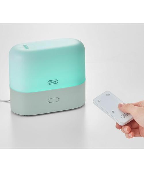 [Toffyマルシェ] 【Toffy/トフィー】 抗菌LEDアロマディフューザー加湿器5