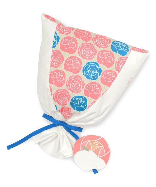 バラの花束に見えるおしゃれなラッピング袋