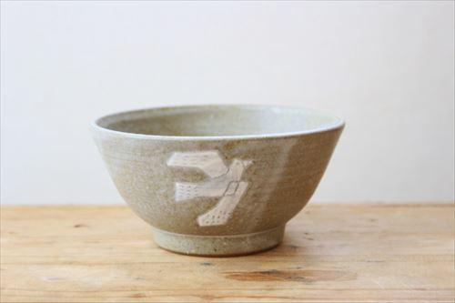 トリ飯碗 陶器 東峯未央